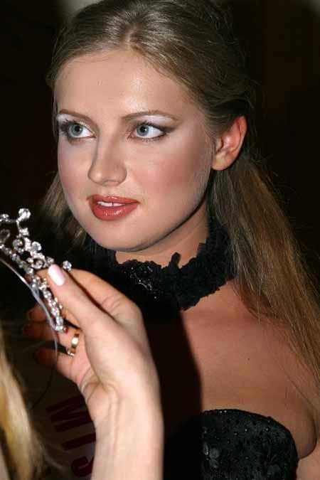 Порно мисс росии 2003